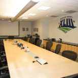 STATS photo: One of our many themed conference rooms