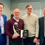 Congratulations to San Antonio Chair Tom Cuthbert, recipient of Vistage's 2018 Pat Hyndman Award for
