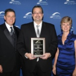 Excel Courier, Inc. photo: 2013 Service Business of the Year