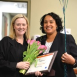 Portsmouth Regional Hospital - Portsmouth photo: Celebrating our employee who has received the HCA Innovators Award!