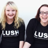 photo of Lush Cosmetics, Lush Life: Happy people making happy soap.
