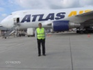 I am a flying spanner on borad Altas Air Cargo working out off DXB for Connexus Air in DXB Airport