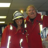 NIPSCO photo: One of the best safety prof I have ever had the honor to work with.