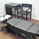 PhysioChiroWellness Integrated Health Centre photo: Chiropractic Room.