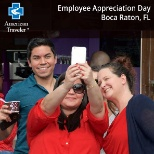 American Traveler Staffing Professionals photo: Employee Appreciation Day at Boca Raton Corporate Offices