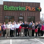 Batteries Plus Bulbs photo: Grand Opening Wake Forest