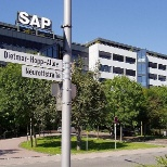 SAP-Zentrale in Walldorf