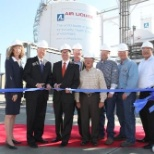 American Air Liquide Ribbon Cutting
