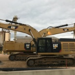 CAT 349 and 390 Excavators