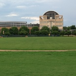 Kennesaw Hall and Campus Green