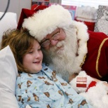 Chippenham Hospital photo: A special visitor  came to our CJW Pediatric Unit