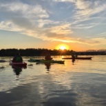 Outdoor Discovery School Sunset Kayak Tour