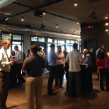 Lennox Young Professionals Association gathering