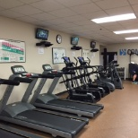 Comdata photo: Fitness Center