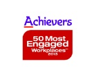 Achievers 50 Engaged Workplaces 2013 Award