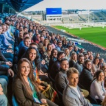 Our UK sales team in Croke park. Kicking off 2019 in style!