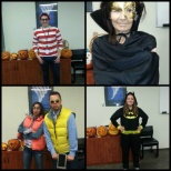 photo of Global Payments Inc., Halloween at our Aurora Location