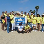 Beach Cleanup with Symantec Employees (via Heal The Bay on Flickr)