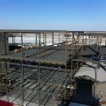 EllisDon Corporation photo: Photo from top of elevator 1&2