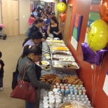 Family Engagement event at our Grand Ave location!