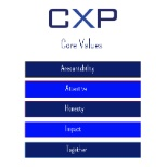 photo of Customer Experience People, CXP - Core Values