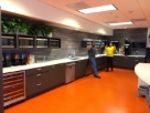 Apigee's fully-stocked micro-kitchen and cafeteria ensures that no Apigeek ever goes hungry