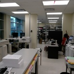 Print Room at BVC. circa 2007