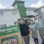Grand opening for the spyglass inn becoming harvester
