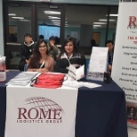 Rome Logistics Group photo: Job fair!