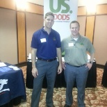 Our Hiring Managers partner w/TA to attend career fairs across the country.