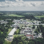 Goodwood photo: Festival of Speed Aerial View