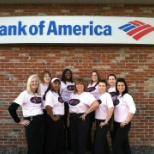 Bank Of America photo: Breast Cancer Awareness