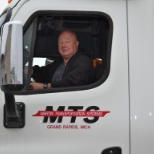 Martin Transportation Systems Inc. (MTS) photo: Drivers love their new and reliable equipment at MTS!