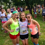 LGBT pride run in NY