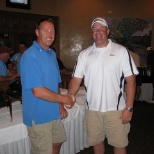 Longest putt - Ferguson HVAC Golf Tournament
