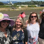 Shades of Ascot! PCB Fair Ladies at the Races