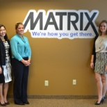 A few of our interns in our Dallas office