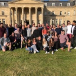 Celebrating our 10th anniversary at Luton Hoo