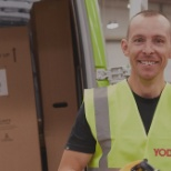 Yodel photo: Driving your own van, you'll deliver for huge brands, and enjoy big rewards too.