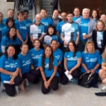 AIG photo: AIG Canada and its employees raised over $30k for JDRF Ride for Diabetes Research.