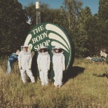 The Body Shop photo: Our Bee Conservation Area at our HQ Site