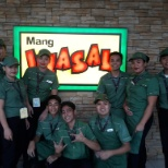 the kitchen warriors in the mang inasal philippines