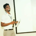 During presentations