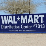 Walmart photo: My last job