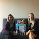CLV Gives Back with Food Drives