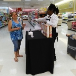 Demo in Winn Dixie