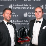 DNE Cofounders Wayne & Steve named EY Entrepreneur of the Year™
