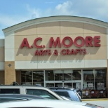A.C. Moore photo: A.C. Moore store face