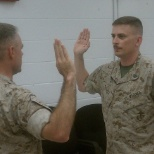 Final reenlistment at 16 years.