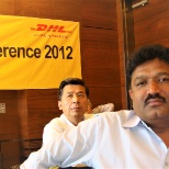 Participation in DHL AP Regional Security Conference 2012